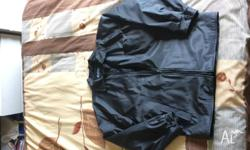 Men's jacket it was worn once for only 2hours and is