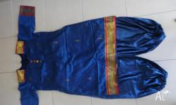 GREAT COSTUME FOR MEN INCLUDES MEN LONG INDIAN SHIRT