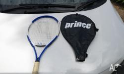 Mens Tennis Racquet - Prince In Good Condition Give me
