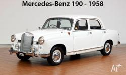 daimler-benz has always produced a very wide range of