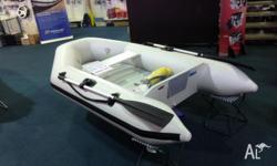 Mercury Inflatable Dinghy Series 200 to 270 Ideal for