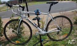Am putting my loved Merida Road Race up for sale. Specs