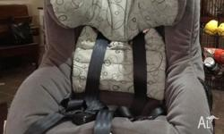 Meridian AHR Tilt and Adjust Car Seat. Is in excellent