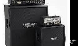 "The Mesa Boogie 1X12"" Mini Rectifier Slant Cab is the"