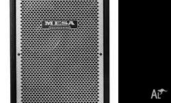 !Price drop! For sale is my Mesa Powerhouse 412 cab.