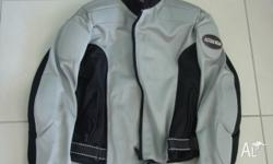 Action wear mesh bike jacket. Good condition.