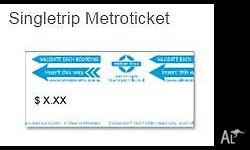 Some spare ticket to sell: Regular Singletrip