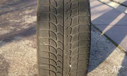 For sale is a set of 4 Michelin tyres. 90% tread left