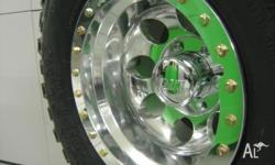 mickey thompson classic lock this simulated bead lock