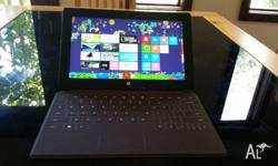 Very well kept Surface Pro 2 - no marks on screen. Also