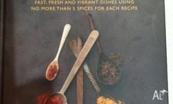 This is a brand new hardback cookbook. It features
