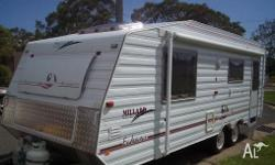 21'6 x 7'9, island Bed AIR CONDITIONED SHOWER TOILET