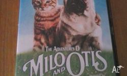 milo & otis $5.00 brought and only watched once as my