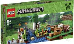 LEGO Minecraft The Farm 21114 BRAND NEW SEALED Please