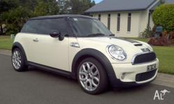 MINI Cooper S, Chilli pack, 2007 turbo charged sports