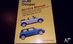 Mini Cooper Service Manual 2007-2011 Bentley