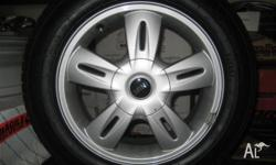 MINI WHEELS 1 SET OF 15 INCH MINI WHEELS WITH 175 65R15
