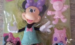 Minnie Mouse Fisher Price Brand New See Photo, approx.