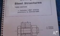 Bolting of Steel Structures $20 Fudamental Building