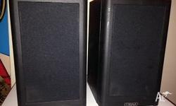 Pair of good quality speakers. Exclellent sound. Pick
