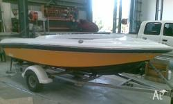 Mitchell Open Boat, 2010, Ski Boat, The New Mitchell