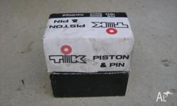 I HAVE A FULL SET OF 4G63 PISTON & RING SET WITH PINS