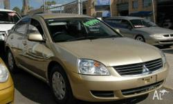 MITSUBISHI, 380, ES, 2006, FWD, Gold, GREY trim, 4D