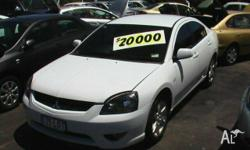 MITSUBISHI, 380, DB, 2006, FWD, White, 4D SEDAN,