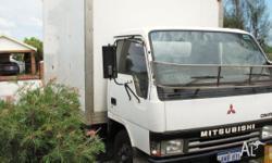 Canter Truck 93 In great Mechanical order, Body needs