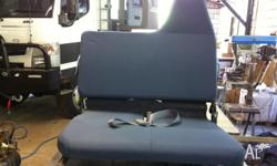 BRAND NEW Double Front Seat for Mitsubishi FG71