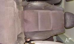 mitsubishi gto 1993 leather and suede factory front