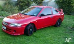 This lancer is a very reliable car, it has a very clean