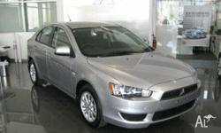MITSUBISHI,Lancer,CJ MY11,2010, Front Wheel Drive, Cool
