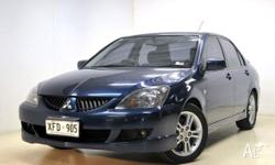 MITSUBISHI, Lancer, CH MY05, 2005, Front Wheel Drive,