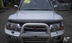MITSUBISHI PAJERO NM 6G74 AUTO VEHICLE WRECKING PARTS