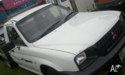 this is a base model ute with air and streer. has new