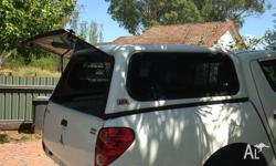 Ute body to suit Mitsubishi Triton 2007-08, Not sure if