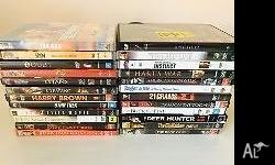 2nd hand dvds good condition have to sell each group