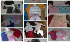 Brand new cheap baby clothes will do bundles Plz text