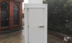"Transportable Coolroom 6ft x 4ft ""External"" Dimensions"