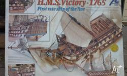 "4FT MODEL TALL SHIP ""HMS VICTORY"". STILL IN THE BOX."