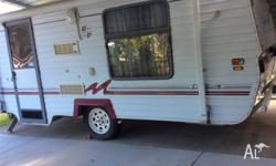 1999 model 17'6 with rollout awning .Reg till June