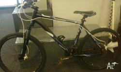 Up for sale is this Mongoose mountain bike. This bike