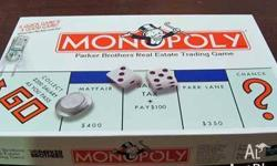 Monopoly (standard edition) - unopened, excellent