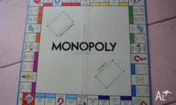 Monopoly Set - London Streets Made in Australia but