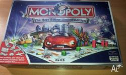 The Here and Now Limited Edition Monopoly game