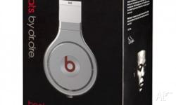 Monster Beats by Dr Dre Pro, Brand New! * Available in