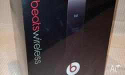 Monster Beats by Dr Dre Solo HD Wireless, Brand New! *