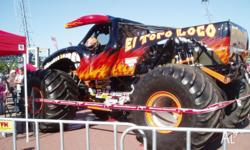 I HAVE 4 TICKETS TO THE SYDNEY MONSTER JAM AT ANZ