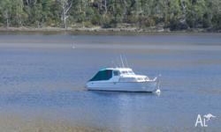 Mooring Located At Hospital Bay PORT HUON ! Approved
